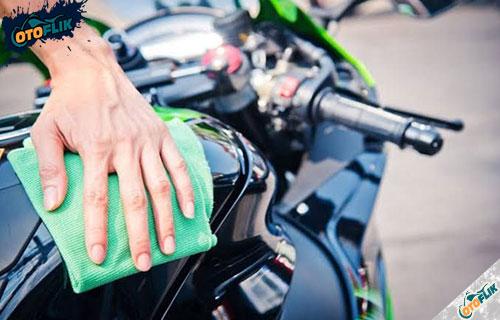 Tips Merawat Body Motor Agar Warna Tidak Kusam