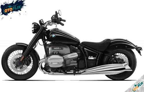BMW R18 Black Storm Metallic
