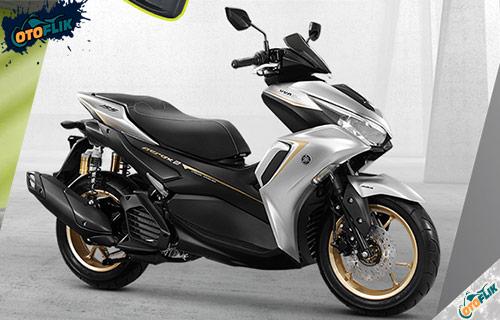 Desain All New Yamaha Aerox 155 Connected