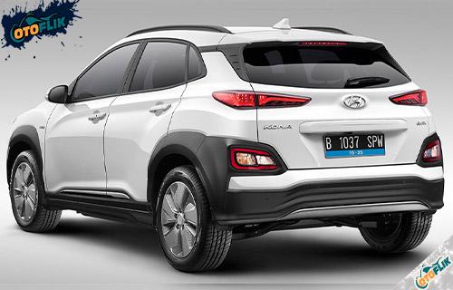 Desain Mobil Listrik Hyundai Kona Electric