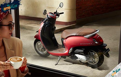 Desain Motor Honda Scoopy Terbaru