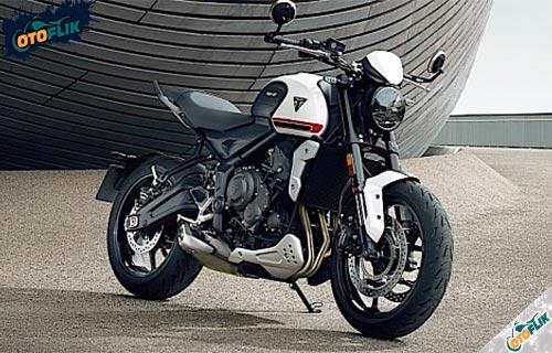 Desain Motor Sport Triumph Trident 660
