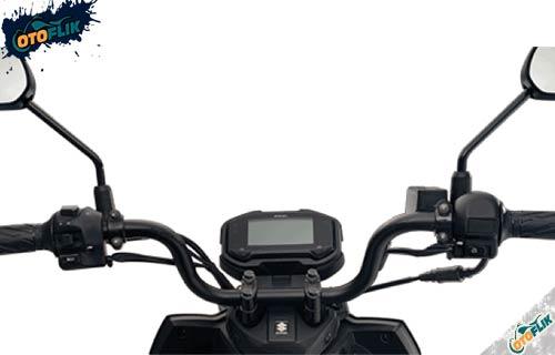 Desain Suzuki Nex II Crossover