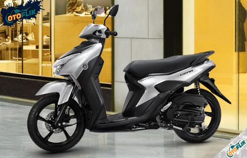 Desain Yamaha Gear 125