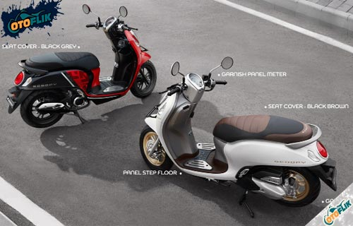 Fitur Ungulan All New Honda Scoopy