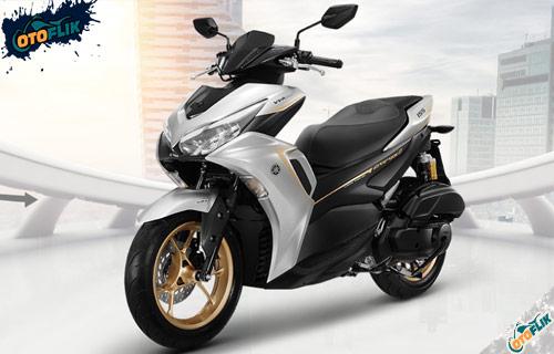 Harga All New Yamaha Aerox 155 Connected