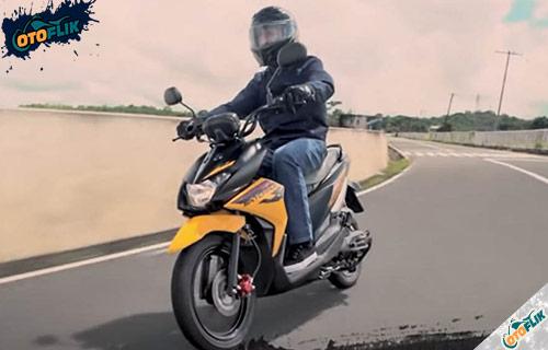 Harga Motor Suzuki Nex Corssover