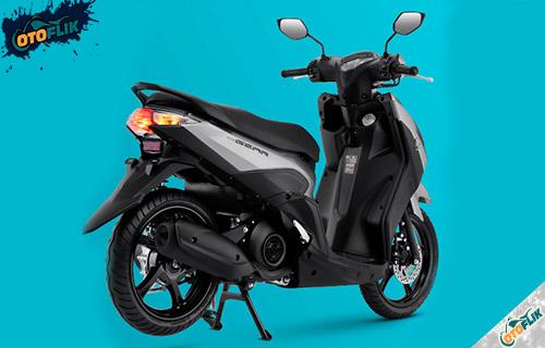 Harga Motor Yamaha Gear 125