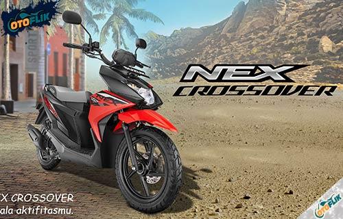 Harga Suzuki Nex Crossover dari Review Spesifikasi dan Warna