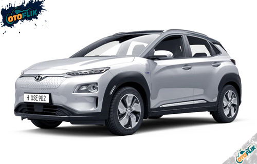 Hyundai Kona Electric Chalk White