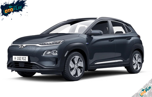 Hyundai Kona Electric Dark Knight