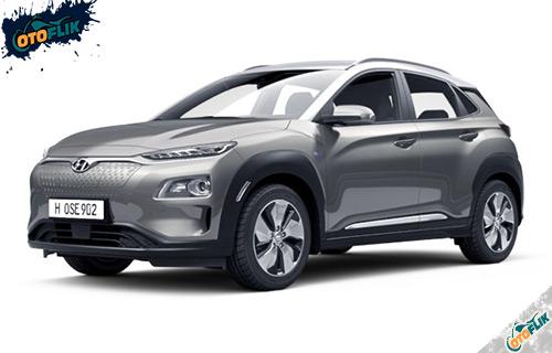 Hyundai Kona Electric Galactic Gray