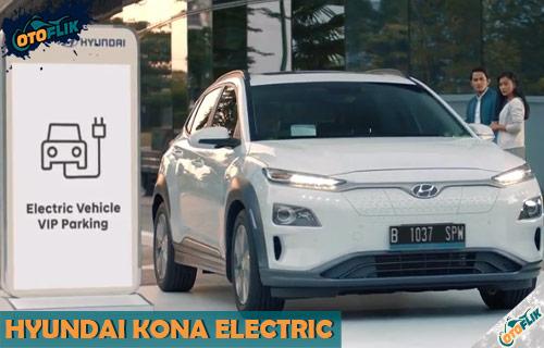 Hyundai Kona Electric dari Harga Spesfikasi Fitur Review dan Kelebihan Kekurangan