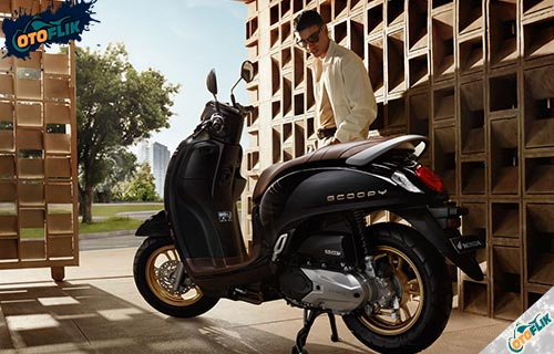 Performa Dapur Pacu All New Honda Scoopy
