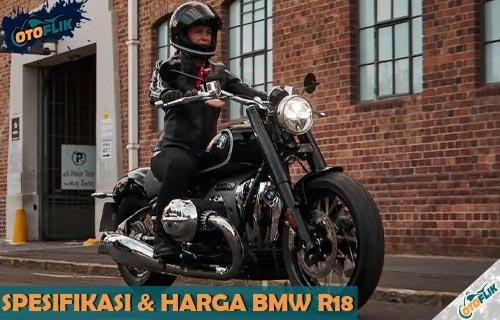 Review Spesifikasi Pilihan Warna dan Harga BMW R18 Indonesia