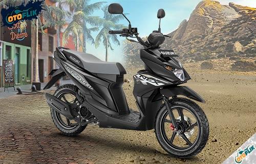 Suzuki Nex Crossover Solid Black