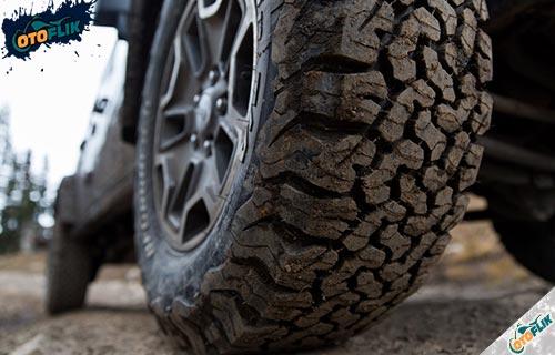 Tipe Ban Mobil Mud Terrain