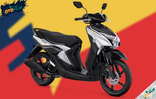 Yamaha Gear 125 Standar Matte Silver
