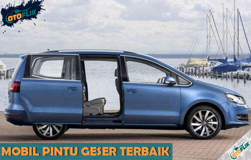 Daftar Mobil Pintu Geser Manual Otomatis Terbaik di Indonesia