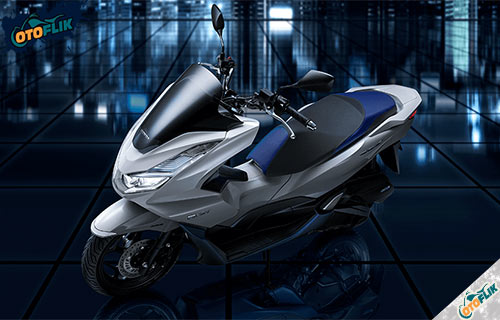 Desain Honda PCX 160