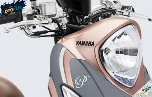 Desain Motor Yamaha Fino Premium