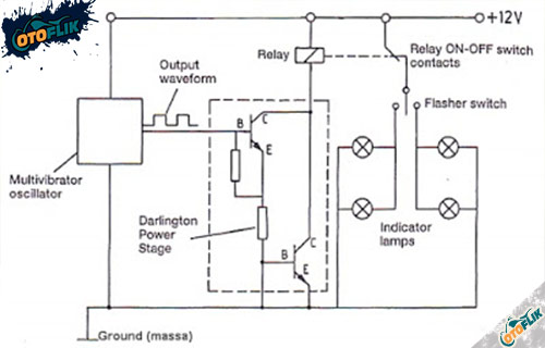 Flasher Model Transistor