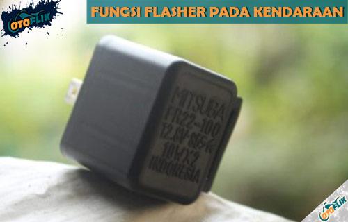 Fungsi Flasher Pada Kendaraan