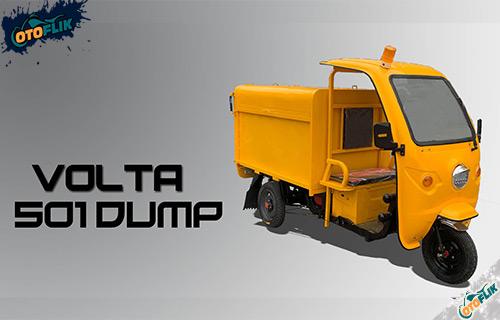 Harga Motor Listrik Tiga Roda Volta 501 Dump