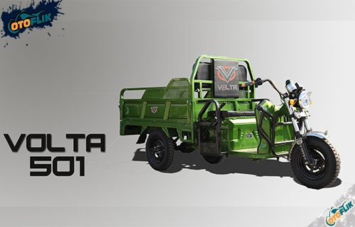 Harga Motor Listrik Tiga Roda Volta 501