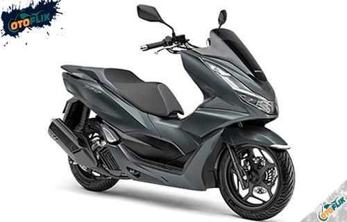 Honda PCX 160 Matt Dim Grey Metallic