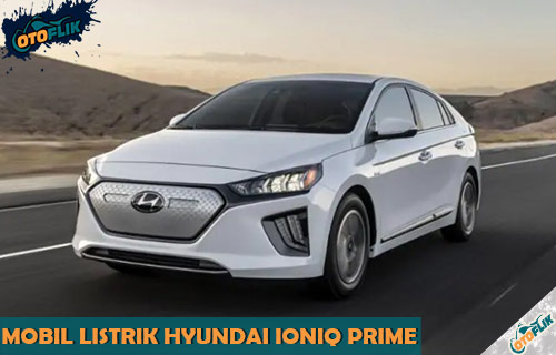 Hyundai Ioniq Prime