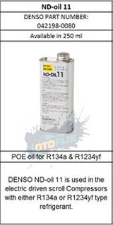 Jenis ND Oil 11