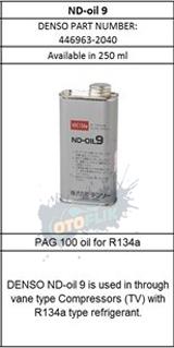 Jenis ND Oil 9