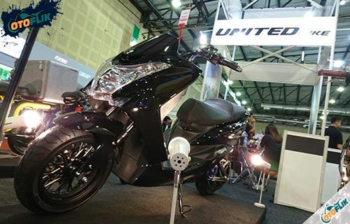 Motor Listrik United Type MG1