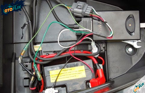 Periksa Perbaiki Sambungan Kabel