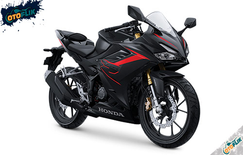 All New Honda CBR150R Dominator Matte Black