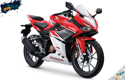 All New Honda CBR150R Racing Red