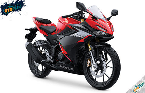 All New Honda CBR150R Voctory Black Red