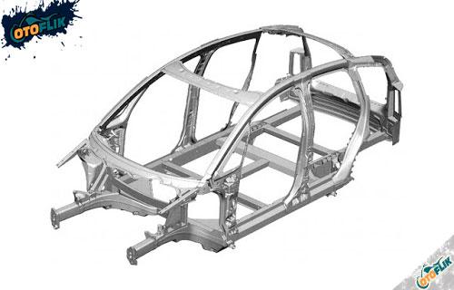 Alumunium Space Frame