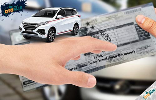 Biaya Pajak Mobil Terios Tahunan