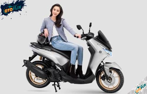 Bobot atau Berat Yamaha Lexi
