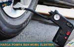 Daftar Harga Pompa Ban Mobil Elektrik Portable
