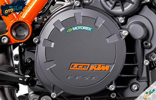 Detail Mesin Motor KTM 1290 Super Duke R