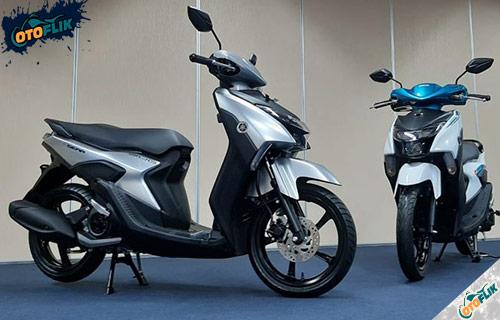 Harga Yamaha Gear