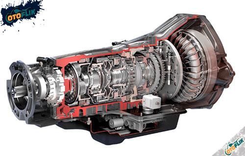 Hydraulic Automatic Transmission