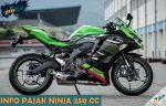Info Detail Pajak Ninja 250 Terbaru dan Terlengkap