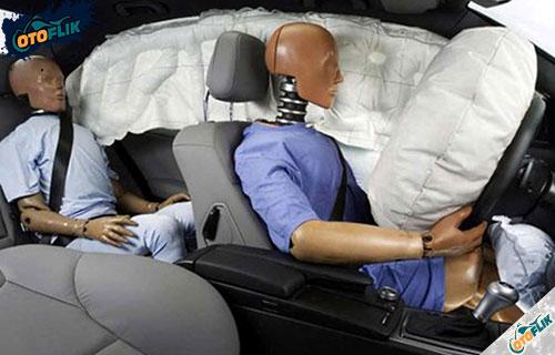Jenis Airbag Pada Kendaraan Roda 4