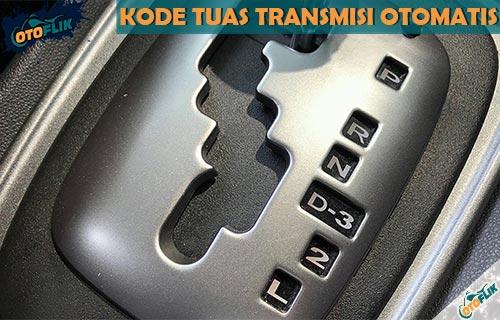 Kode Tuas Transmisi Otomatis