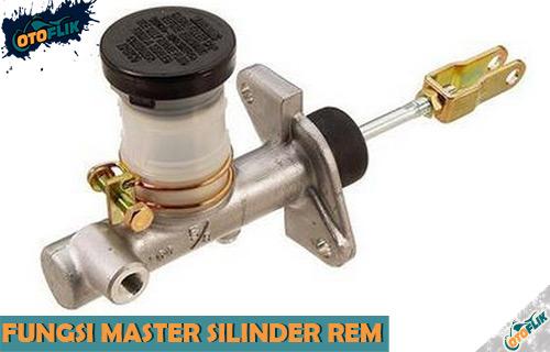 Mengenal Fungsi Master Silinder Rem