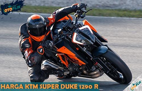 Review Spesifikasi Fitur Warna dan Harga KTM Super Duke 1290 R Terbaru